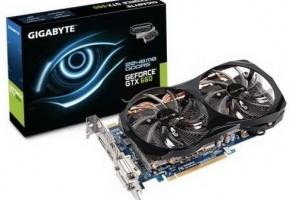 Gigabyte GTX 660 WindForce 2X (gv-n660wf2-2gd)