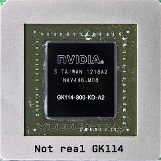 nvidia geforce gtx 780 to be based on gk114 gpu