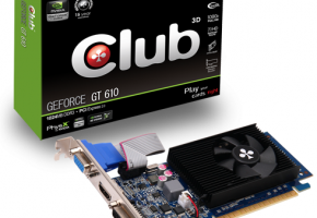 Club 3D 600 series lineup