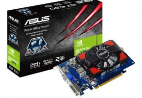 ASUS GeForce GT 600 Series