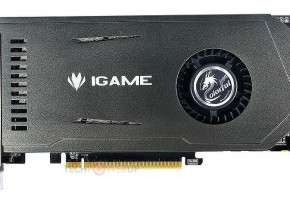 Colorful Single-Slot iGame GTX 650Ti (2)