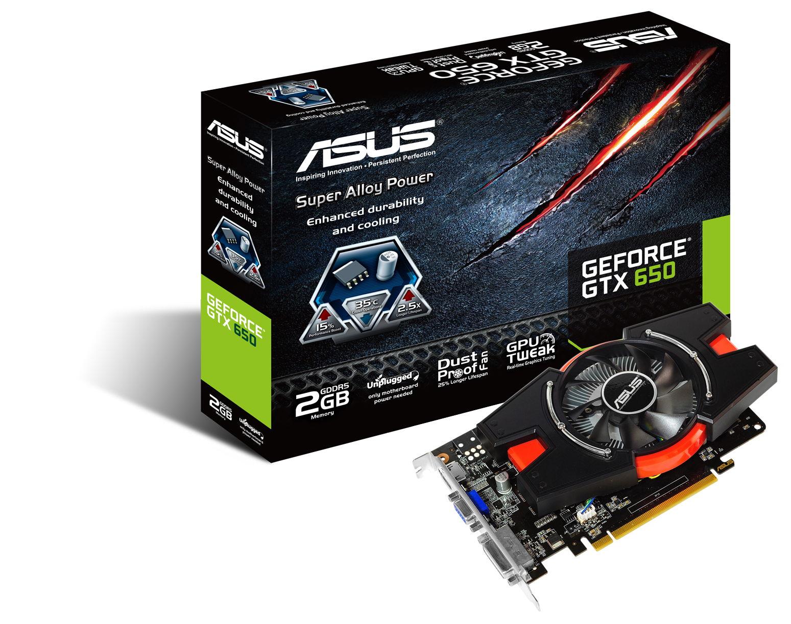 Видеокарта Asus GeForce GTX 65 - YouTube