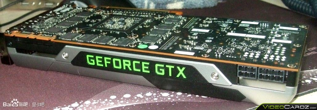 GeForce GTX Titan Back