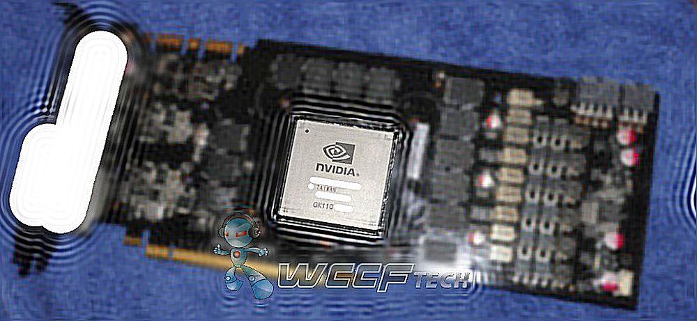 NVIDIA GeForce GTX Titan PCB