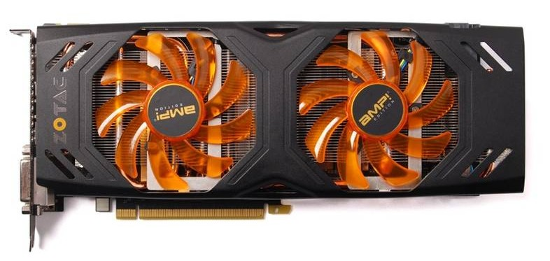 Zotac Adds New GeForce GTX 680 AMP! Edition with Dual Silencer Cooler