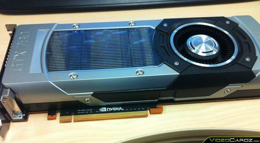 GeForce GTX 780 Image