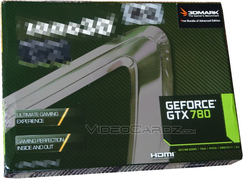 Inno3d GeForce GTX 780