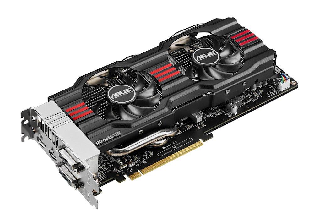 PR ASUS GeForce GTX 770 DirectCU II
