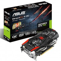 ASUS GeForce GTX 760 DirectCU II (GTX760-DC2OC-2GD5)
