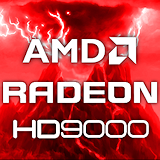 AMD Radeon HD 9000 Series Logo big