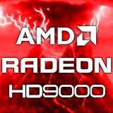 AMD Radeon HD 9000 Series Logo big