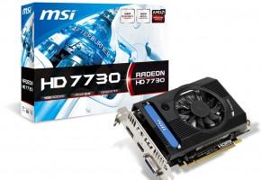 MSI HD 7730