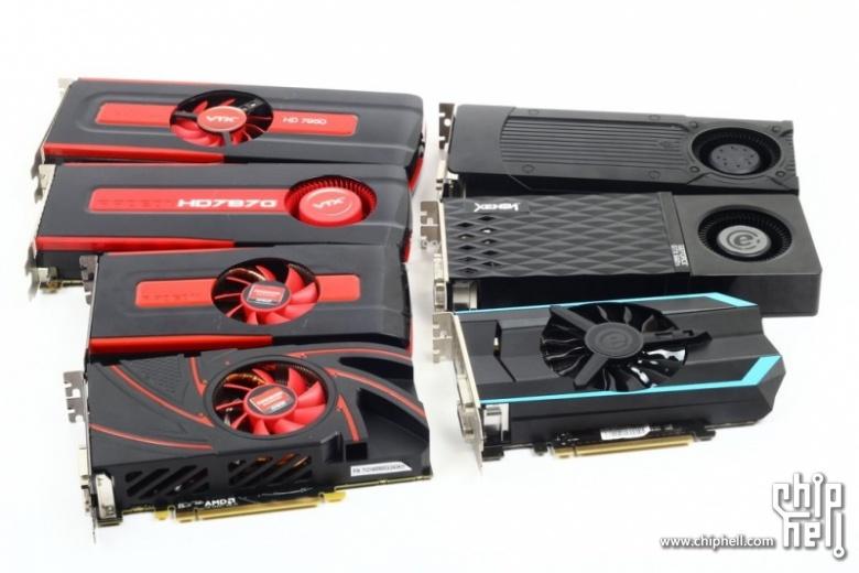 AMD Radeon R7 270
