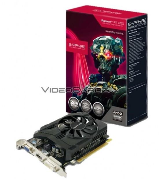 11215-01 R7 250 2G DDR3