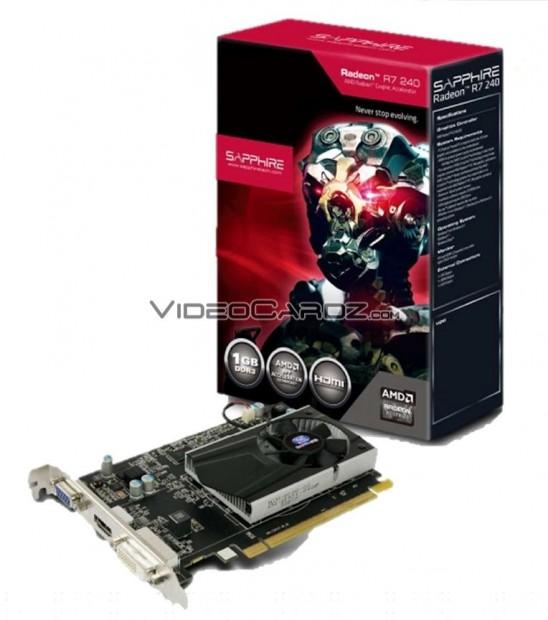 11216-03 R7 240 1G DDR3