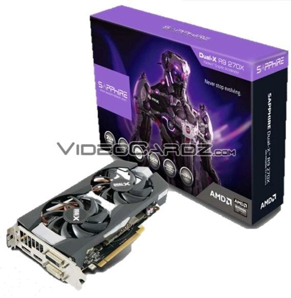 11217-01 R9 270X Dual-X 2G GDDR5