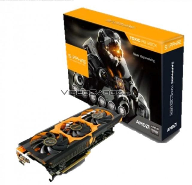 11221-01 R9 280X TOXIC 3G GDDR5
