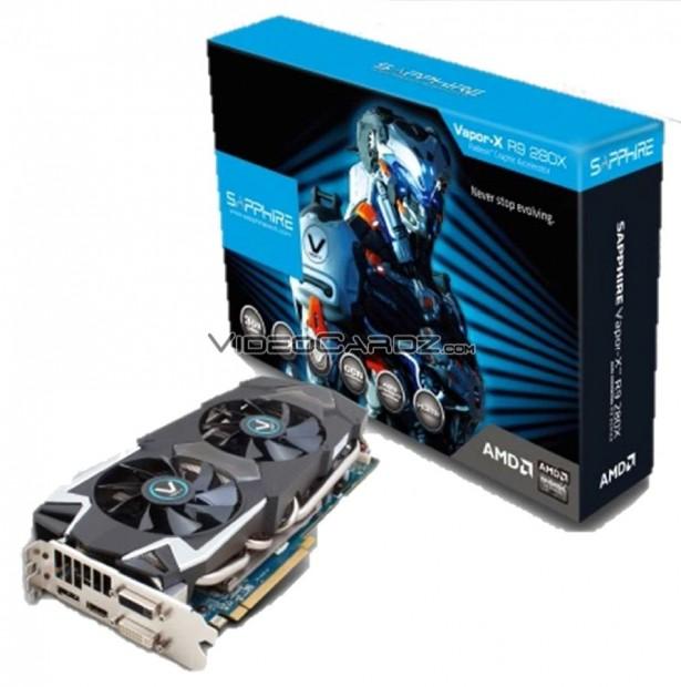 11221-02 R9 280X Vapor-X 3G GDDR5