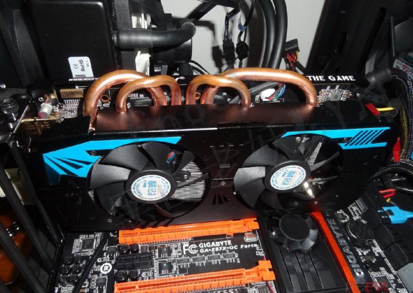 MACY GeForce GTX 750 TI