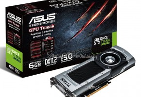 ASUS GeForce GTX TITAN BLACK
