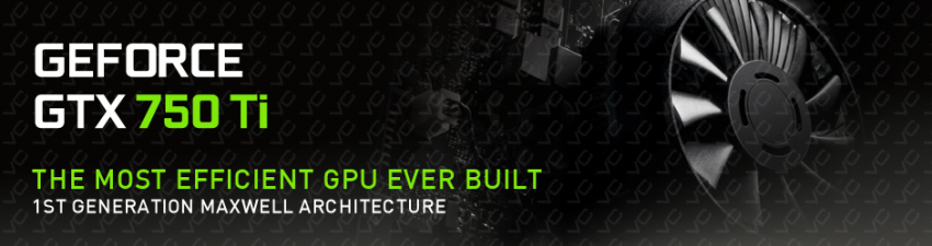 GeForce Maxwell header
