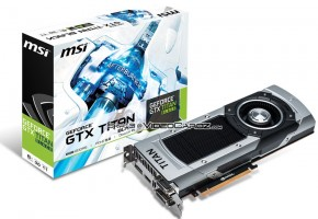 MSI GeForce GTX TITAN BLACK