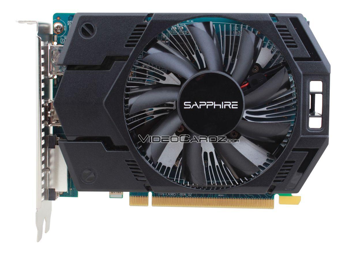 Sapphire preparing Radeon R7 250X | VideoCardz.com