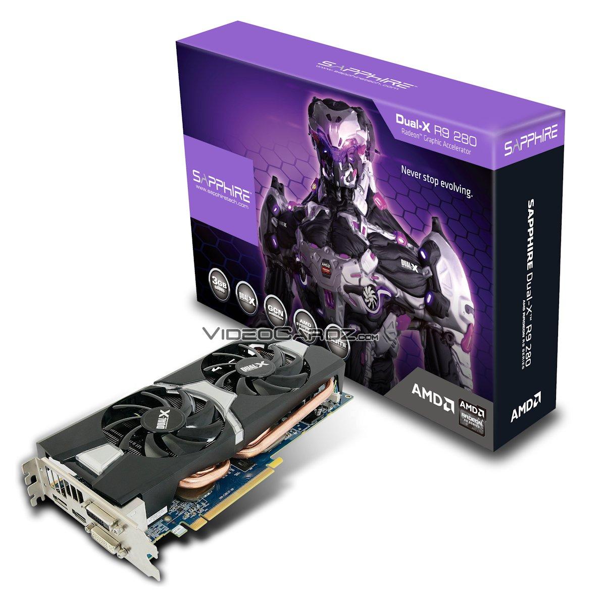 Обзор и тестирование двух видеокарт Radeon R9 28
