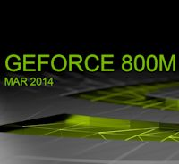 GeForce 800M