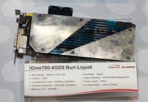 Colorful iGame GTX 780 Buri-Liquid 6 GB (2)
