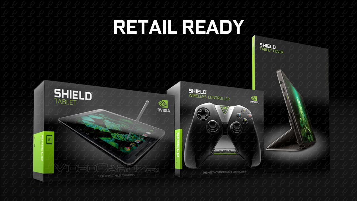 NVIDIA SHIELD Tablet (8)