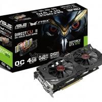 ASUS GeForce GTX 970 STRIX graphics card