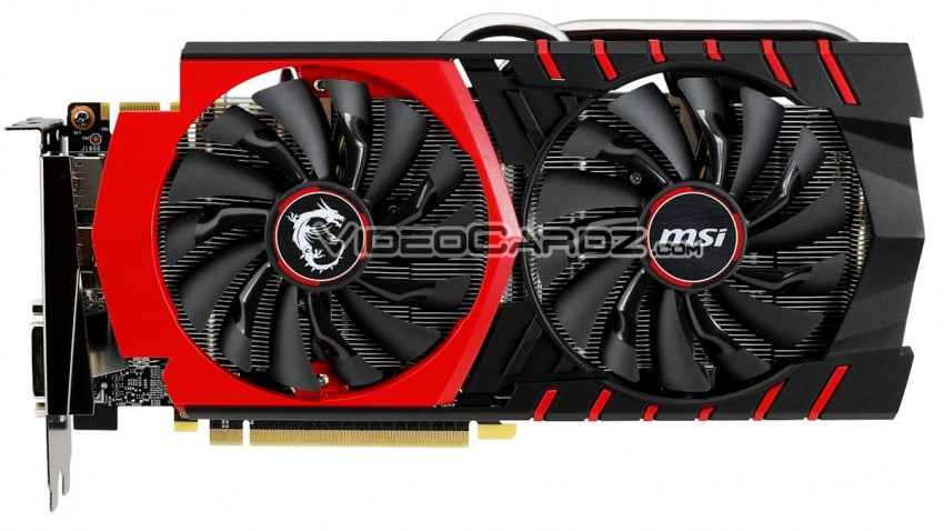 MSI GeForce GTX 970 GAMING TF5 (8)