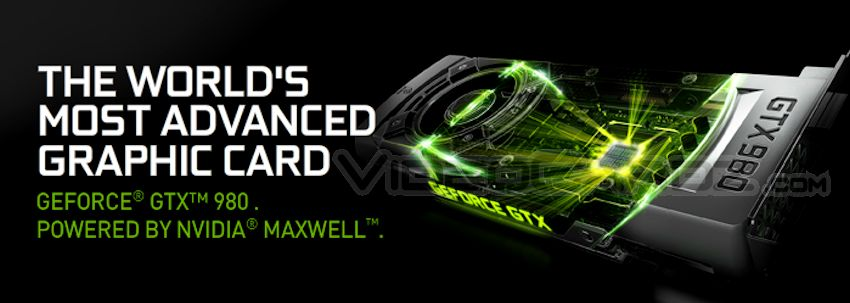 NVIDIA GeForce GTX 980 Header