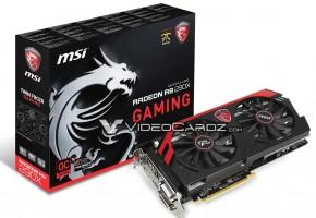 MSI Radeon R9 290X 8GB GAMING