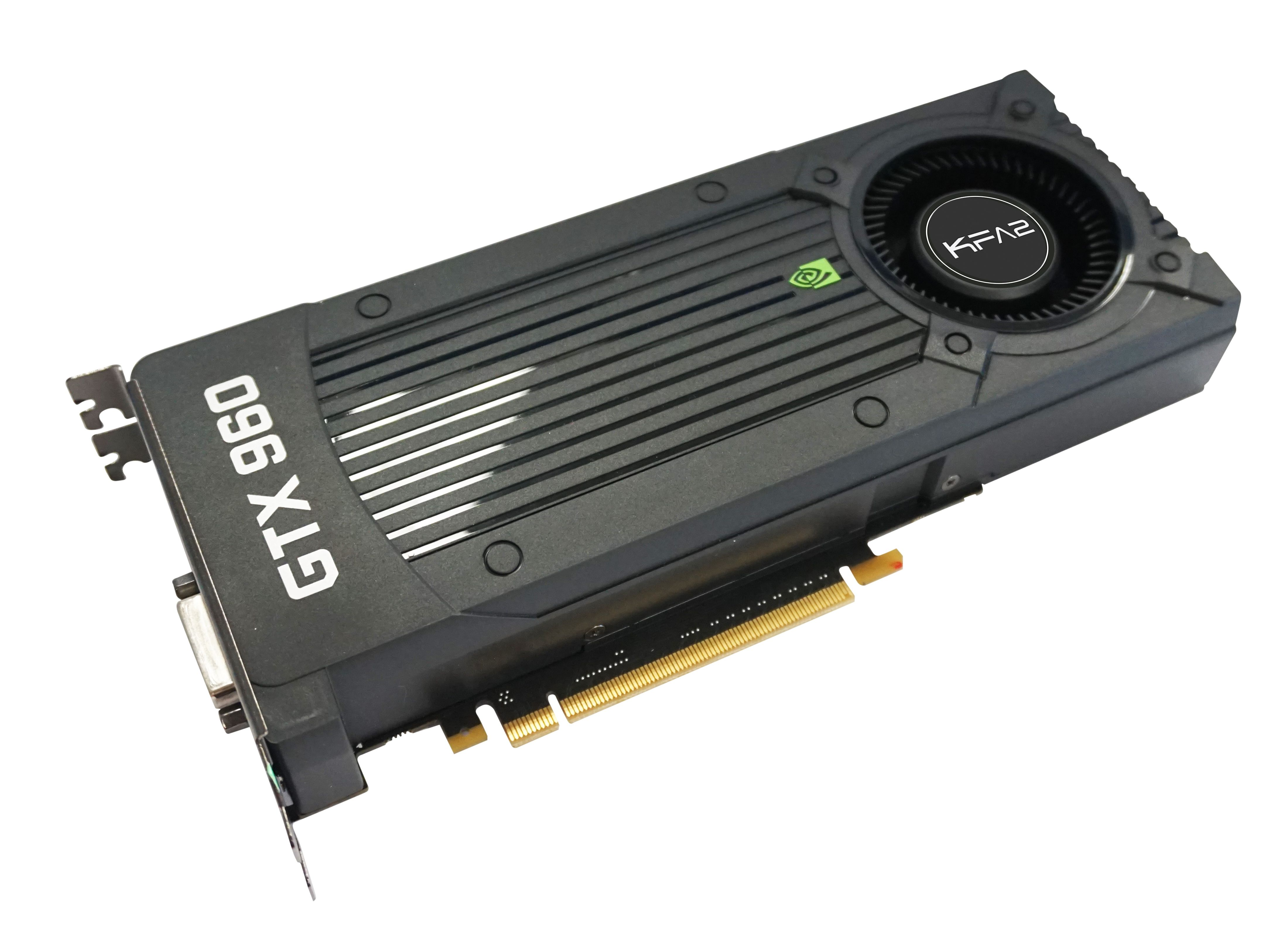 nvidia geforce 960