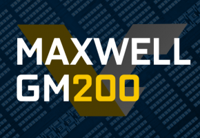 Maxwell GM200 Logo
