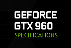NVIDIA GeForce GTX 960 specificatins thumbnail