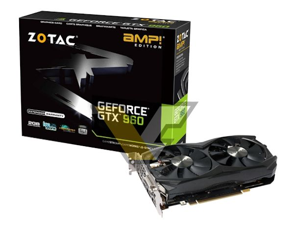 ZOTAC GeForce GTX 960 AMP (3)