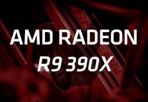 amd radeon r9 390x styled