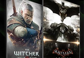 batman witcher promotion