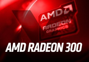 AMD Radeon 300 logo
