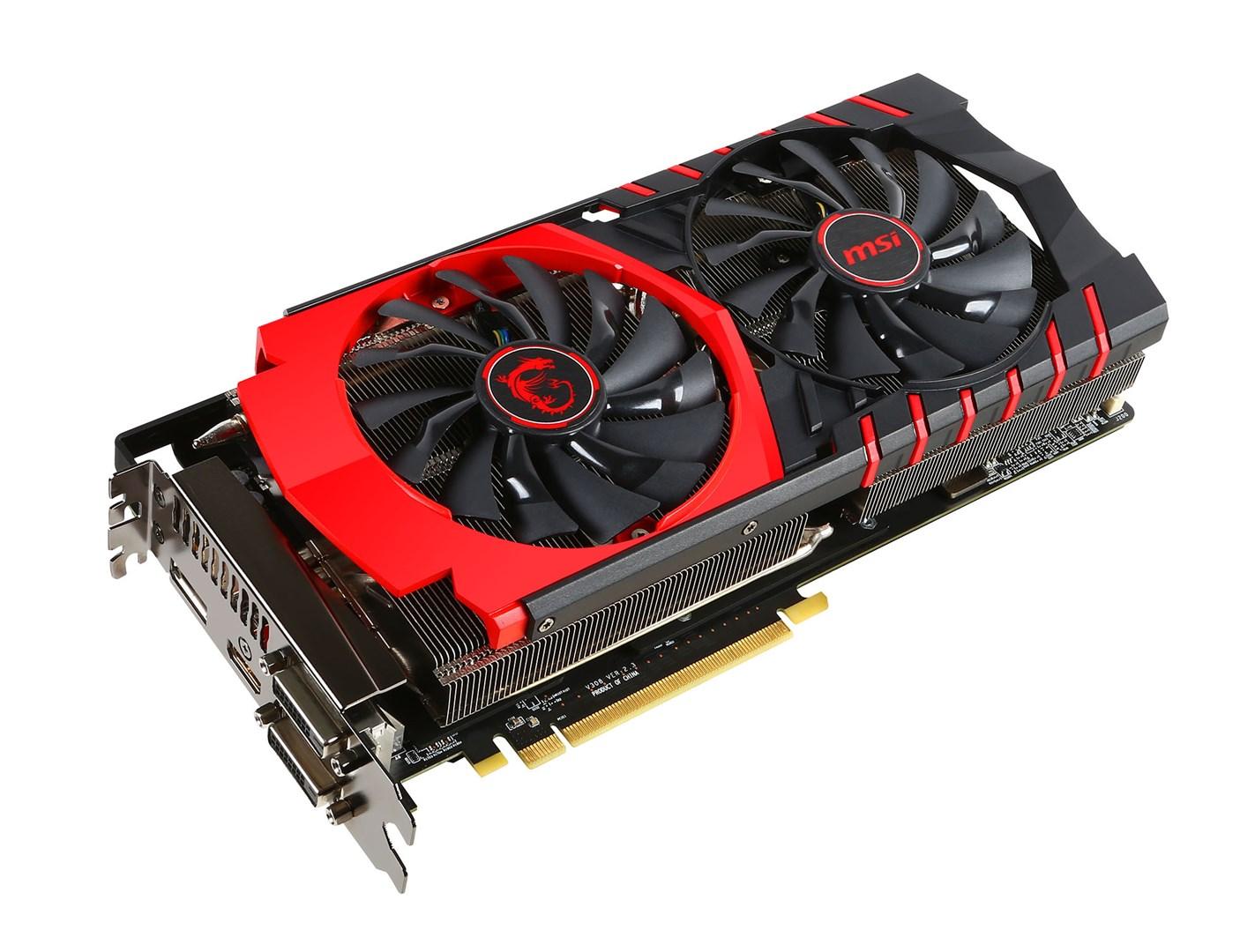 AMD Radeon 300 Graphics Cards Roundup