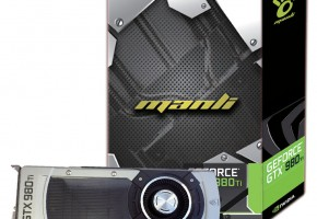 Manli GTX 980 Ti