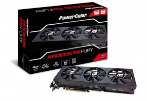 PowerColor R9 FURY 4GB HBM (2)