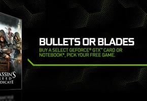 NVIDIA Bullets or Blades