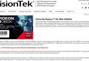 Visiontek R9 380X