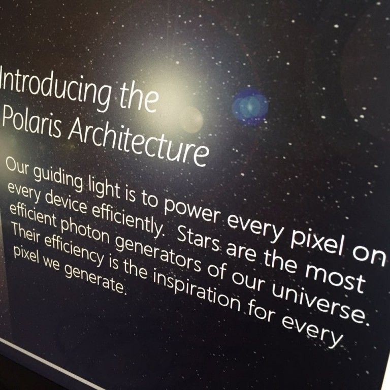 AMD Polaris Architecture