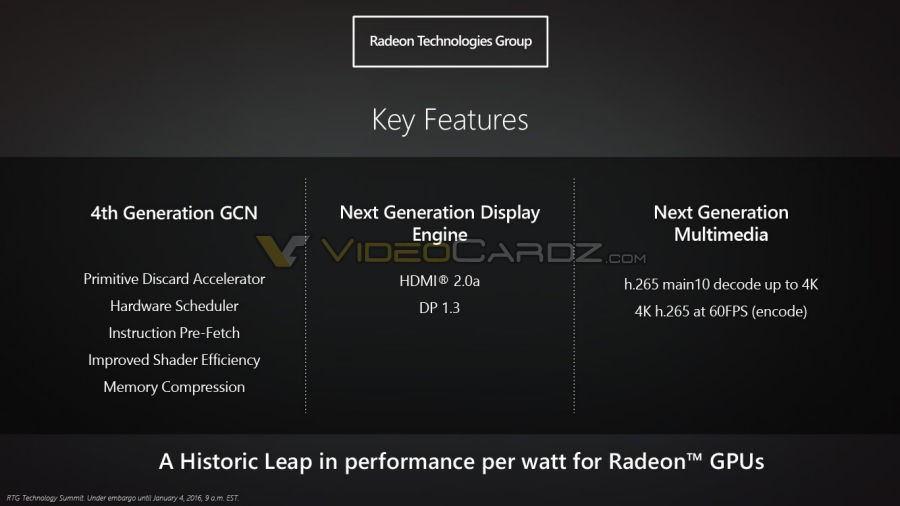 AMD Polaris Architecture 1
