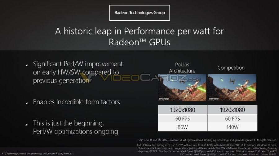 AMD Polaris Architecture 8